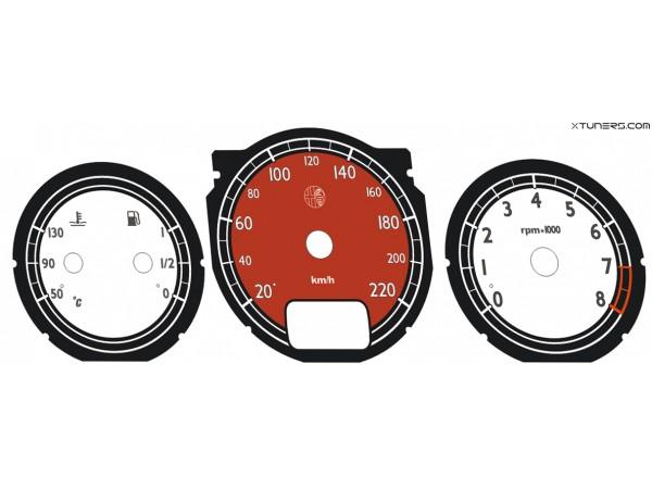 Alfa Romeo 145 - 146 dials