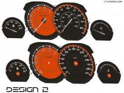 BMW 8-Series E31 dials