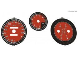 Fiat Barchetta dials