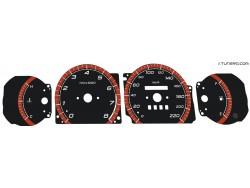 Fiat Bravo HGT dials