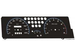 Fiat Tipo dials
