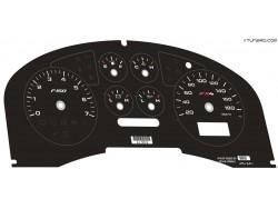 Ford F150 FX4 ( 2004 - 2008 ) dials