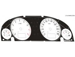 Ford Mondeo MK3 ST220 dials
