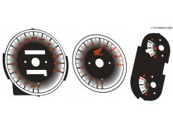 Honda CBR 1100 XX  98-01 dials