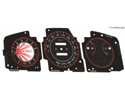Honda Civic 5th gen 91-95 dials