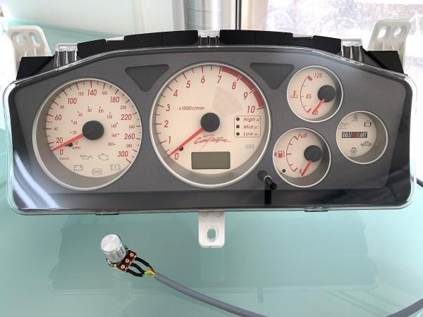 Mitsubishi Lancer EVO 7 8 9 dials v2