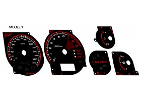 Mitsubishi Lancer EVOLUTION 7 8 9 CT9A Xtuners Edition + LED upgrade kit