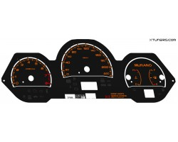 Nissan Murano Z50 dials