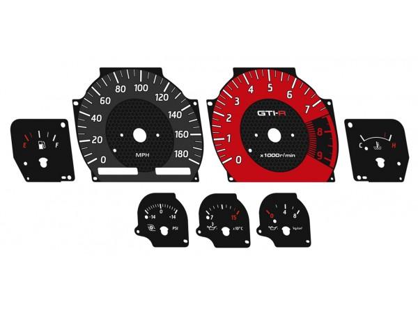 Nissan Pulsar | Sunny GTI-R NISMO style dials