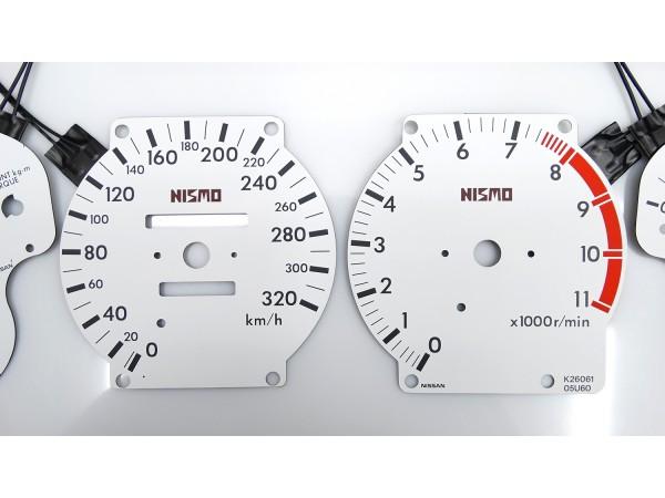 Nissan Skyline GT-R R32 NISMO design dials