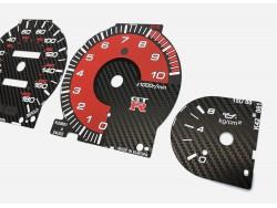 Nissan Skyline GT-R R33 NISMO style dials