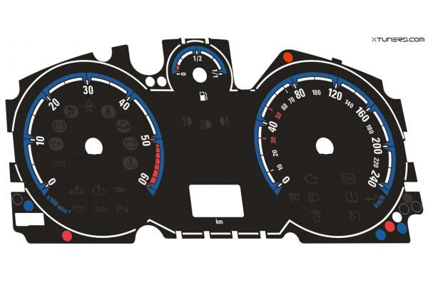 Opel | Vauxhall Astra H, Zafira B OPC, VXR + all other models dials