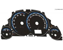 Opel | Vauxhall Corsa C, Meriva A dials