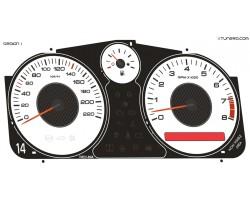 Opel GT | Saturn Sky | Pontiac Solstice dials