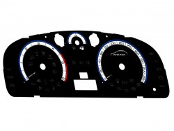 Opel | Vauxhall Antara dials