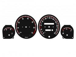 Opel | Vauxhall Corsa B, Tigra A dials