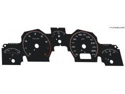 Peugeot 406 MK1 D8 Coupe Pininfarina dials