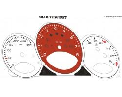 Porsche Boxter 987 | Cayman dials