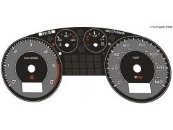 Seat Leon, Toledo 1M Cupra dials