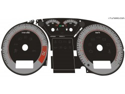Skoda Octavia Typ 1U VRS, SDI, TDI dials