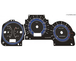 Subaru Impreza 2.5T 2000-07 S series dials