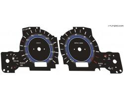 Subaru Legacy GT BH5 JDM dials
