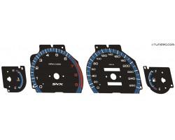 Subaru SVX dials