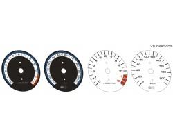 Suzuki V-Strom 2004-2011 dials