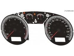 VW Passat B5, B5.5 (Typ 3B/3BG) dials