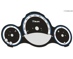 Yamaha XP 500 Tmax 2008-2011 dials
