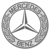 Mercedes dials and plasma dials